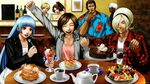 KOF-XIII-King-of-Fighters-13-Console-Artwork-Gallery-Cute