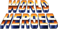 World Heroes logo