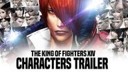 THE KING OF FIGHTERS XIV - Characters Trailer US