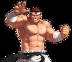 KOF 98 UM OL-Goro Daimon