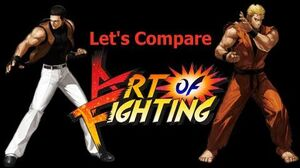 Let's Compare (Art of Fighting)
