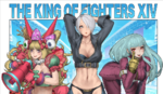 KOFXIV-NESTS Girls