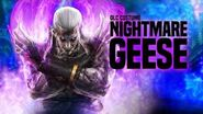 "KOF XIV - DLC COSTUME ""NIGHTMARE GEESE"""