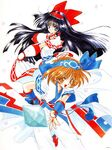 Aoi Nanase-Nakoruru and Rimururu-2