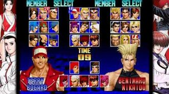 THE KING OF FIGHTERS '97 GLOBAL MATCH sergio reyes ledesma partida en linea.