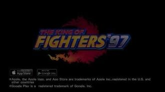 THE KING OF FIGHTERS'97 Trailer