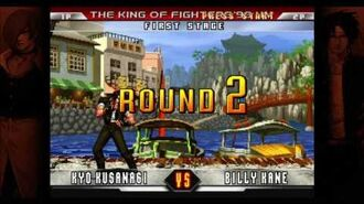 "XBLA ""THE KING OF FIGHTERS98 ULTIMATE MATCH"""