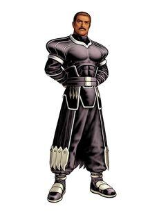 Zero (clon) en The King of Fighters 2000