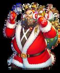 KOF All Star Christmas Chang