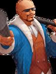 KOF 98 UM OL-Mr. Big