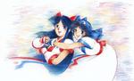 SSIV Nakoruru and Rimururu