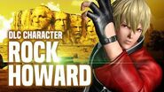 "KOF XIV - DLC CHARACTER ""ROCK HOWARD"""