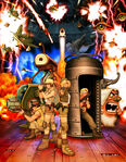 Metal Slug 3 Cover