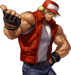 Kof-xiii-terry-bogard-win-portrait