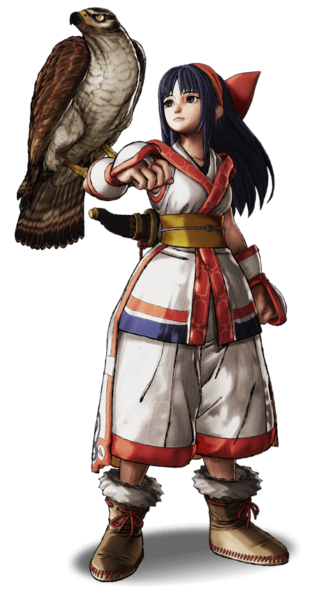 Nakoruru | SNK Wiki | FANDOM powered by Wikia