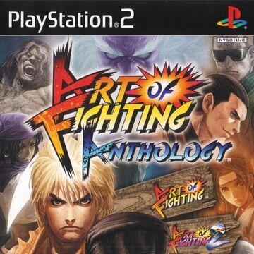 Art Of Fighting Anthology Snk Wiki Fandom
