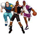 KOF '98-American Sports Team