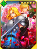 Kof-card-charlotte and king