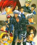 KOF99 Novel ColorPage2