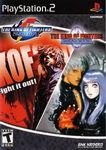 Kof 2000 2001 boxart ps2 usa