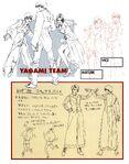 KOF98 YagamiTeam ConceptArt