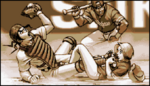 Baseball team kof 98 ending by zeref ftx-d94pxah