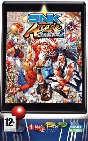 File:SNK Arc Classics Vol1.jpg