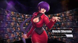 Orochi Shermie - NOW AVAILABLE in The King of Fighters ALLSTAR!