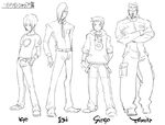 Falcoon -SNK Online Shop Story-characters