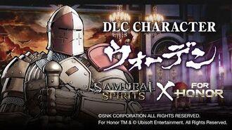 WARDEN(ウォーデン) SAMURAI SPIRITS –DLC Character (Japan)-0