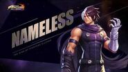 KOF ALLSTAR NAMELESS FIGHTER TRAILER