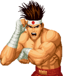 KOF96 Joe Win