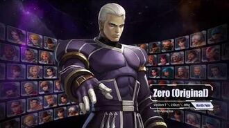 Zero (Original) - NOW AVAILABLE in The King of Fighters ALLSTAR!
