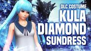 "KOF XIV - DLC COSTUME ""KULA Sundress"""