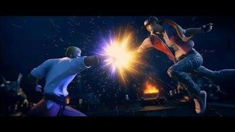 THE KING OF FIGHTERS DESTINY – Episode 16