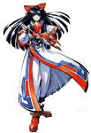 Shinsetsu Samurai Spirit-Nakoruru