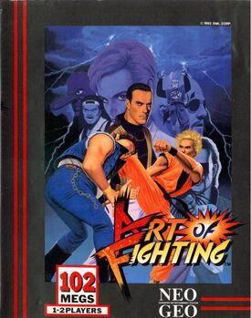 Art of Fighting AES