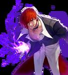 KOFDestiny Iori Flame2