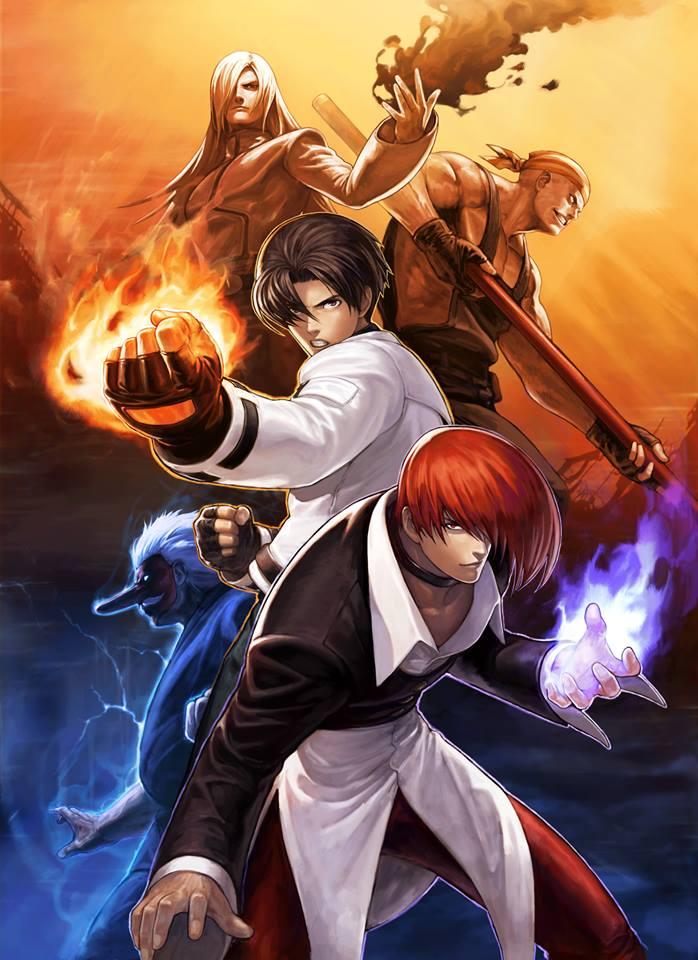 The King Of Fighters Xiii Snk Wiki Fandom