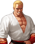 King of fighters 98 um ol geese howard by hes6789-d9z7r02