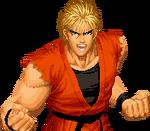 KOF96 Ryo Win