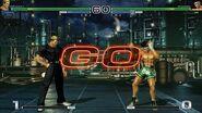 KOF XIV - Gameplay Video RYUJI YAMAZAKI vs
