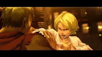 THE KING OF FIGHTERS DESTINY – Episode 20