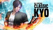 "KOF XIV - DLC COSTUME ""CLASSIC KYO"""