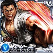 KOF X Fatal Fury Takuma