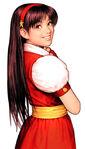 Athena Asamiya.