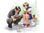 Kyo and Sakura