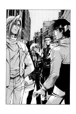 KOF'99-Novel-HeroTeam