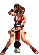 Mai Shiranui (KOFXII Prototype)