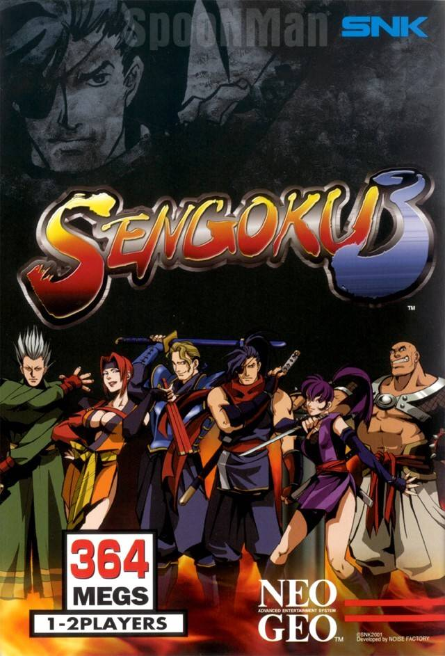 Sengoku 3 | SNK Wiki | FANDOM powered by Wikia